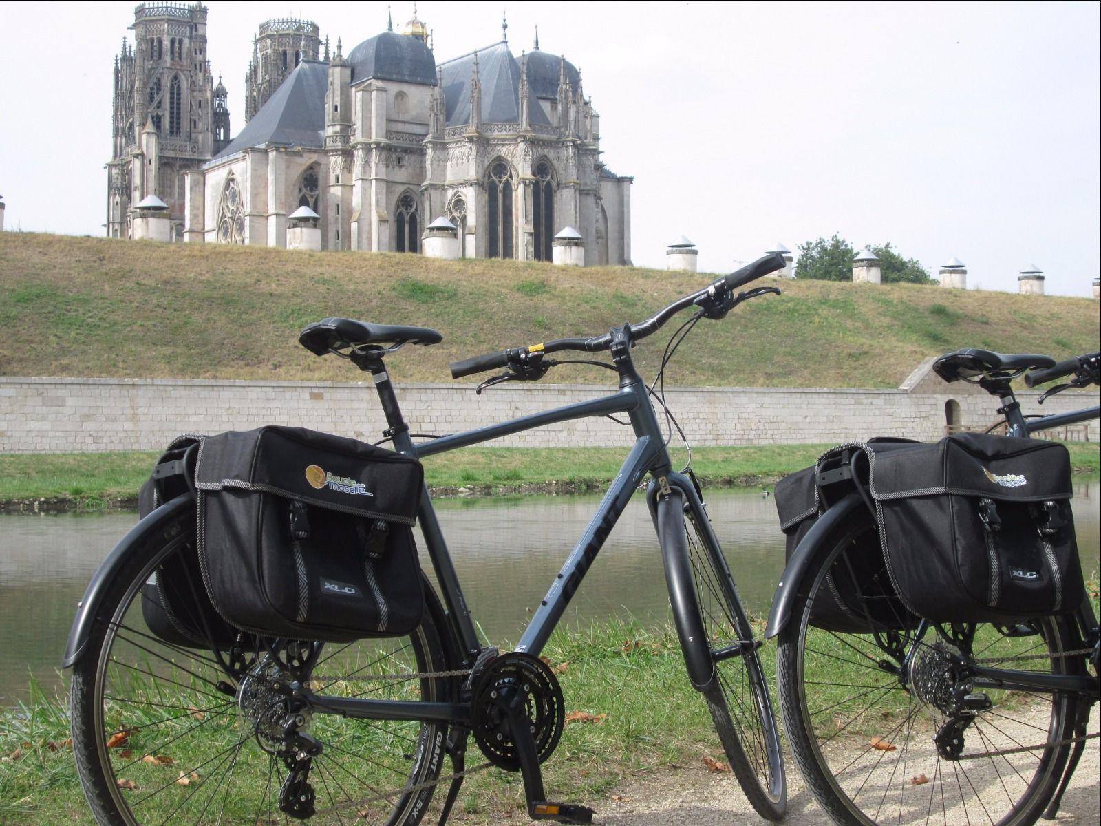 Fietstocht Boucle De La Moselle Lorraine Tourisme