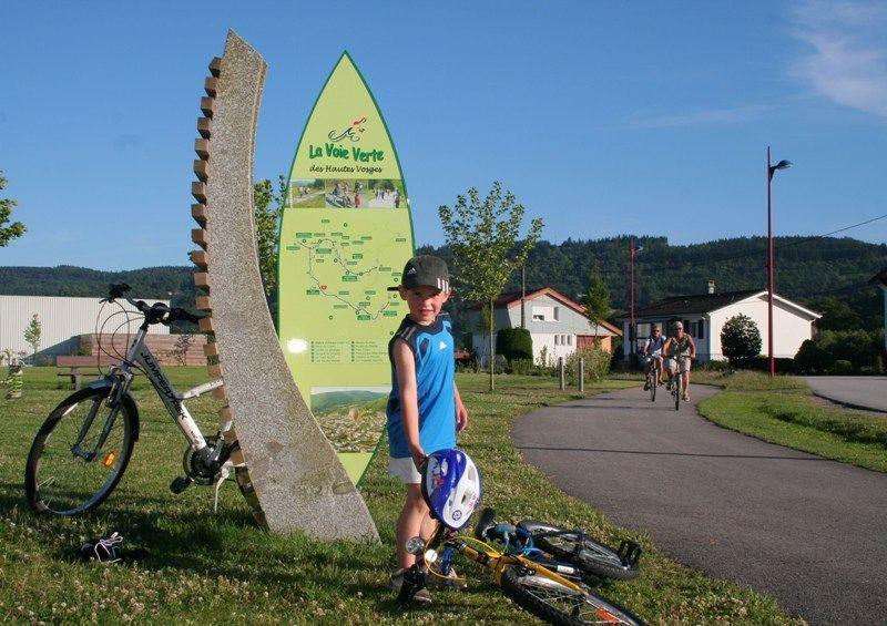 Voie verte lorraine tourisme - Office de tourisme bergen ...