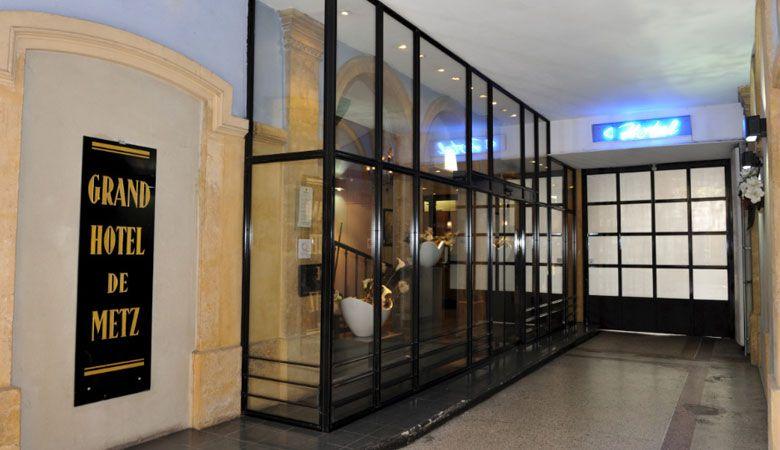 Hotel Grand Hotel De Metz