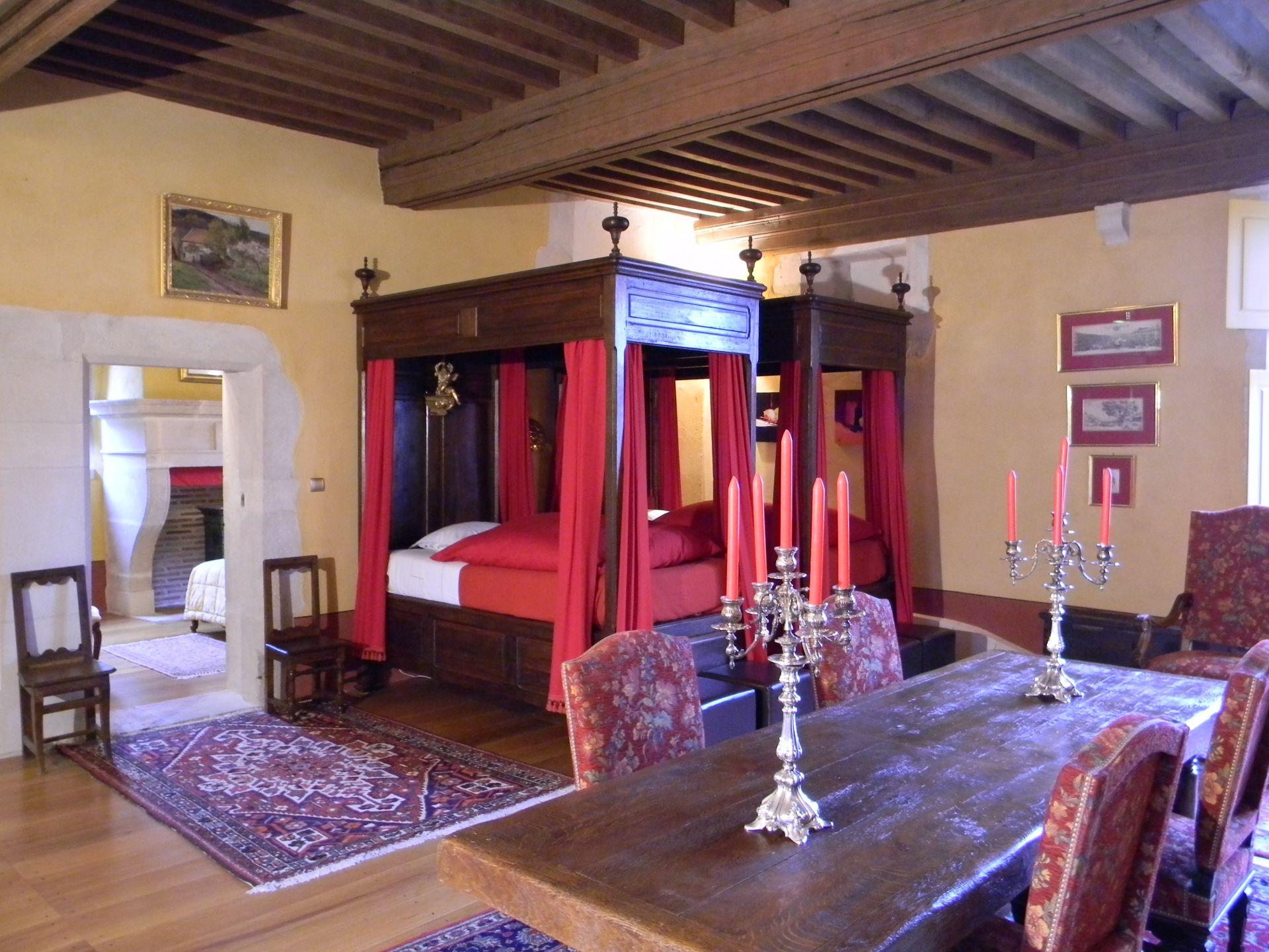 Chambres d 39 hotes au manoir lorraine tourisme for Chambre hote 93